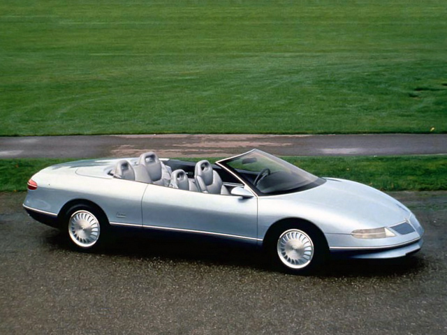 Buick Lucerne Convertible Concept (1990)