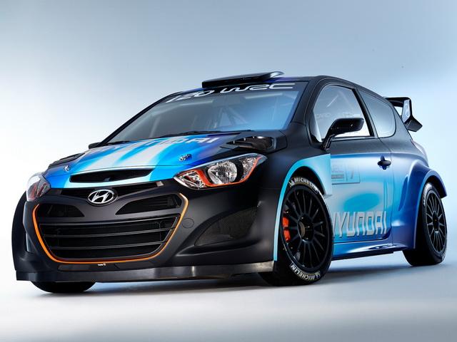 Hyundai i20 WRC Prototype (2013)