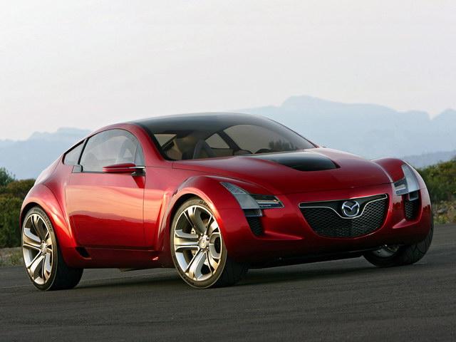 Mazda CU - X concept