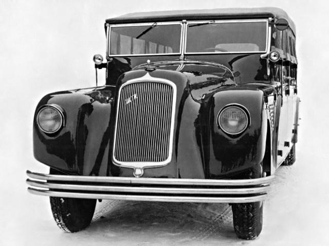 НАТИ ЗиС 8 Опытный (1935)