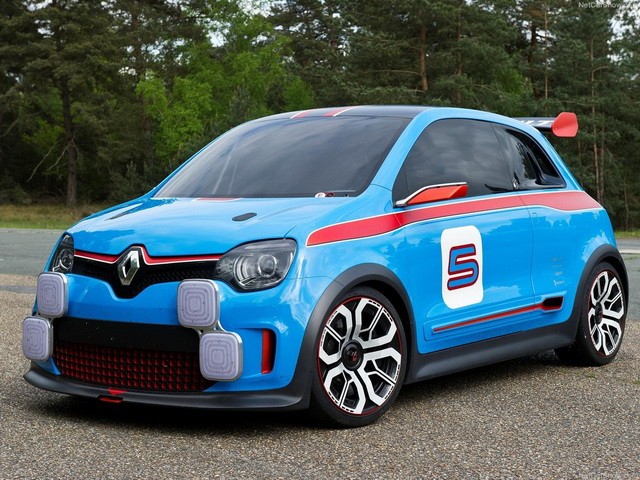 Renault Twin-Run Concept (2013)