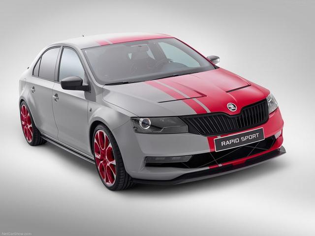 Skoda Rapid Sport Concept (2013)