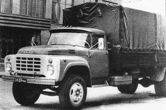 ЗиЛ 130ГУ Опытный (1977)