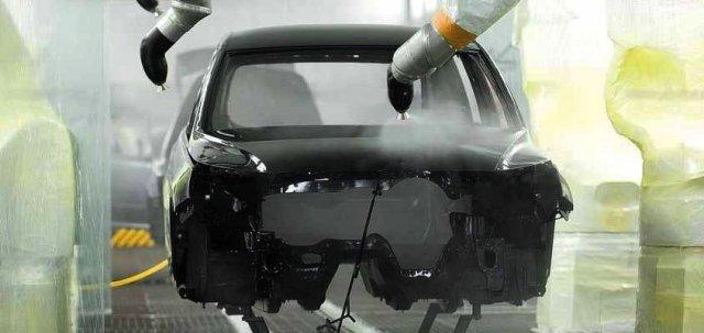 Покраска автомобиля: особенности технологического процесса